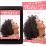 365 Days of Moisture for Dry & Parched Hair