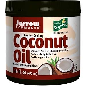 Jarrow Formulas Original Coconut Oil
