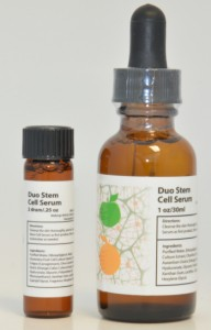 make up artists choice bellevolve duo stem cell serum