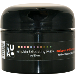 makeup artist's choice pumpkin exfoliating mask