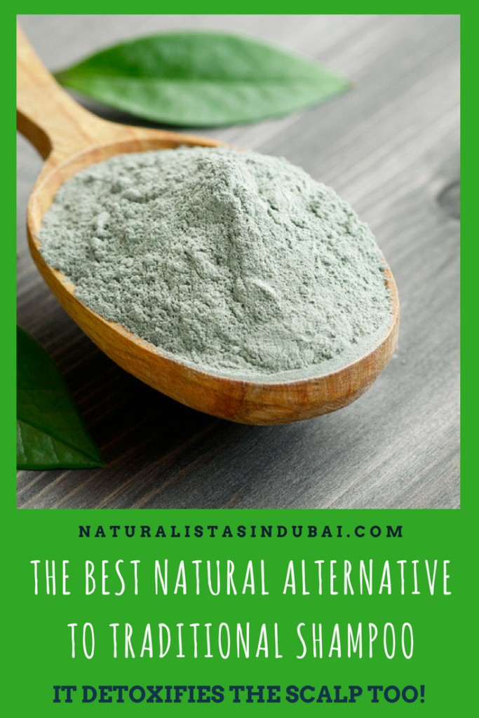 The Best Natural Alternative to Traditional Shampoo