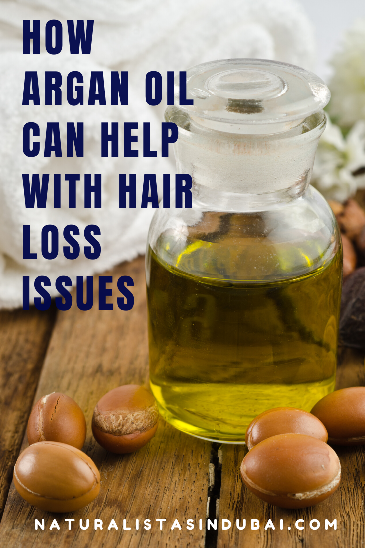 How Argan Oil Can Help with Hair Loss Issues in Dubai