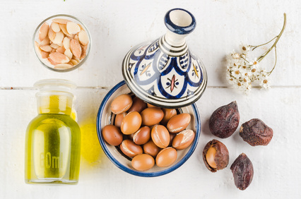 argan oil for beautiful skin