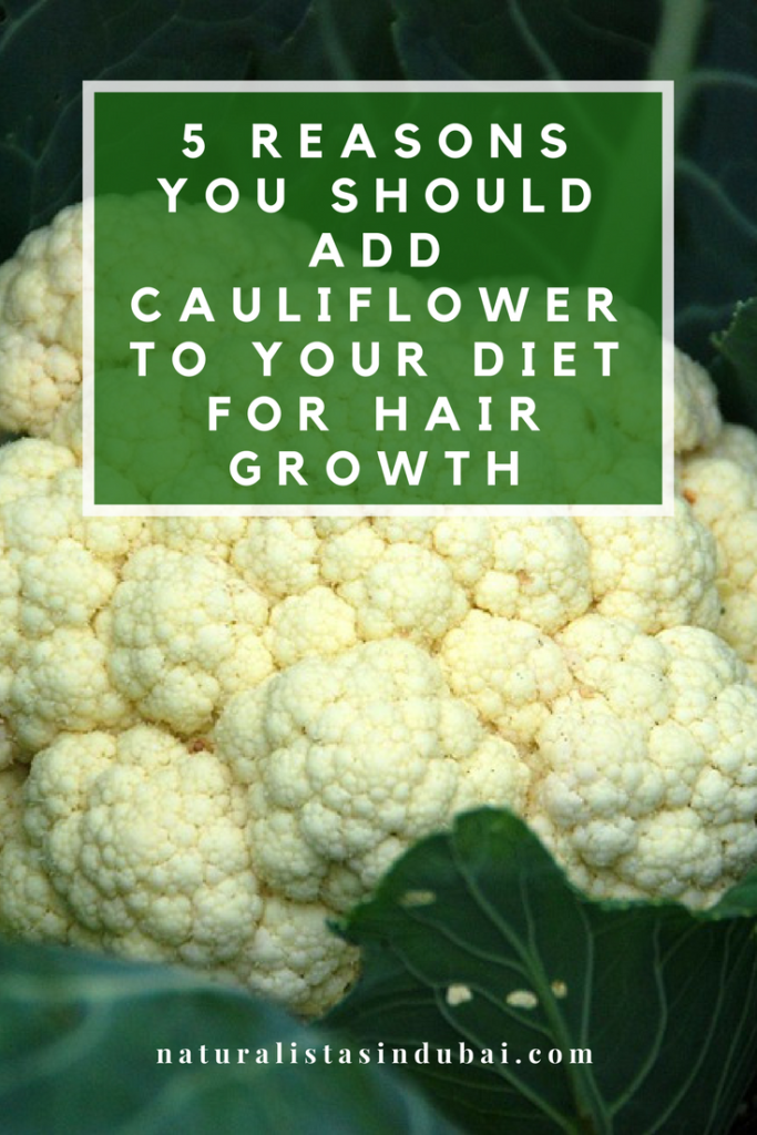 5 reasons you should add cauliflower to your diet for better hair growth