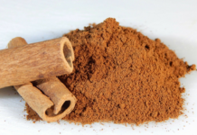 Benefits of cinnamon for health