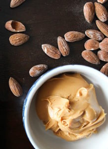 almond butter for weight loss