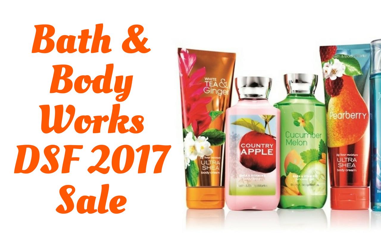 bath and body works dubai shopping festival