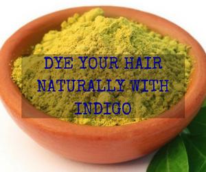 naturally hair dye