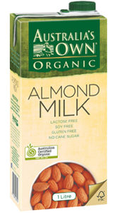 Australias Own Organic Almond Milk