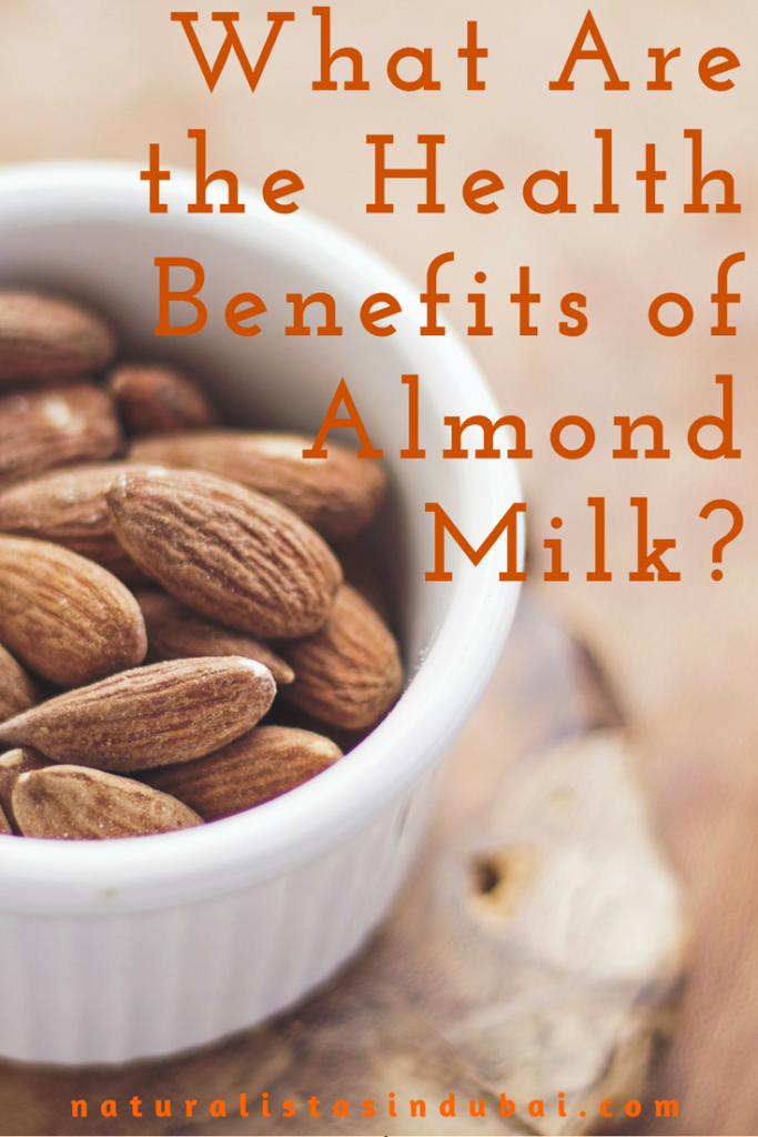 Find out the awesome benefits of almond milk for the body and skin