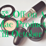 25% Off on All Mac Products Till October 7!