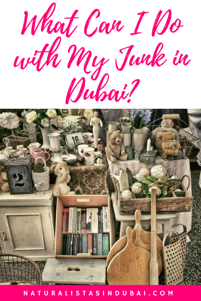 What Can I Do with My Junk in Dubai