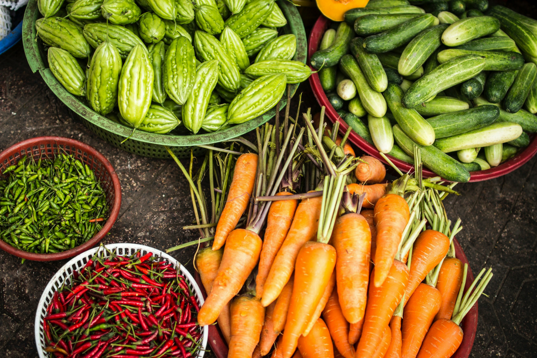 Organic Fruits and Vegetables on a Budget | Naturalistas in