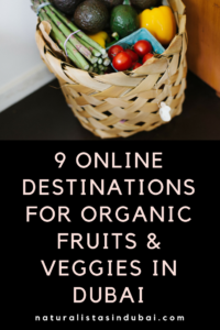 9 online destinations for organic fruits and veggies in Dubai
