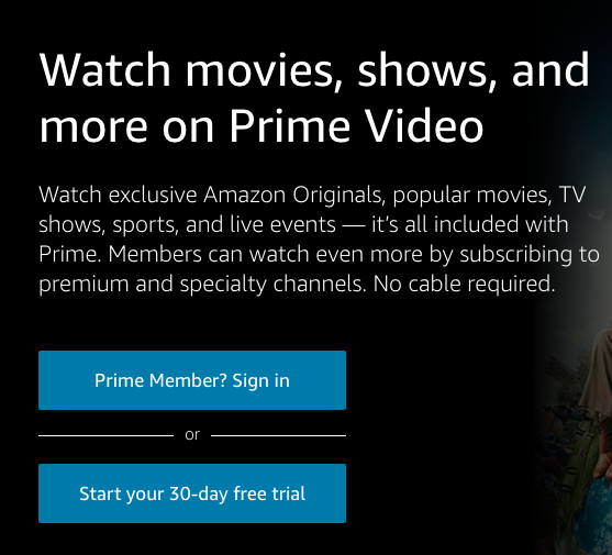free videos on amazon prime uae