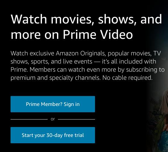 free videos on amazon prime uae