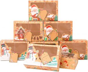 12pack Christmas Treats Gift Box